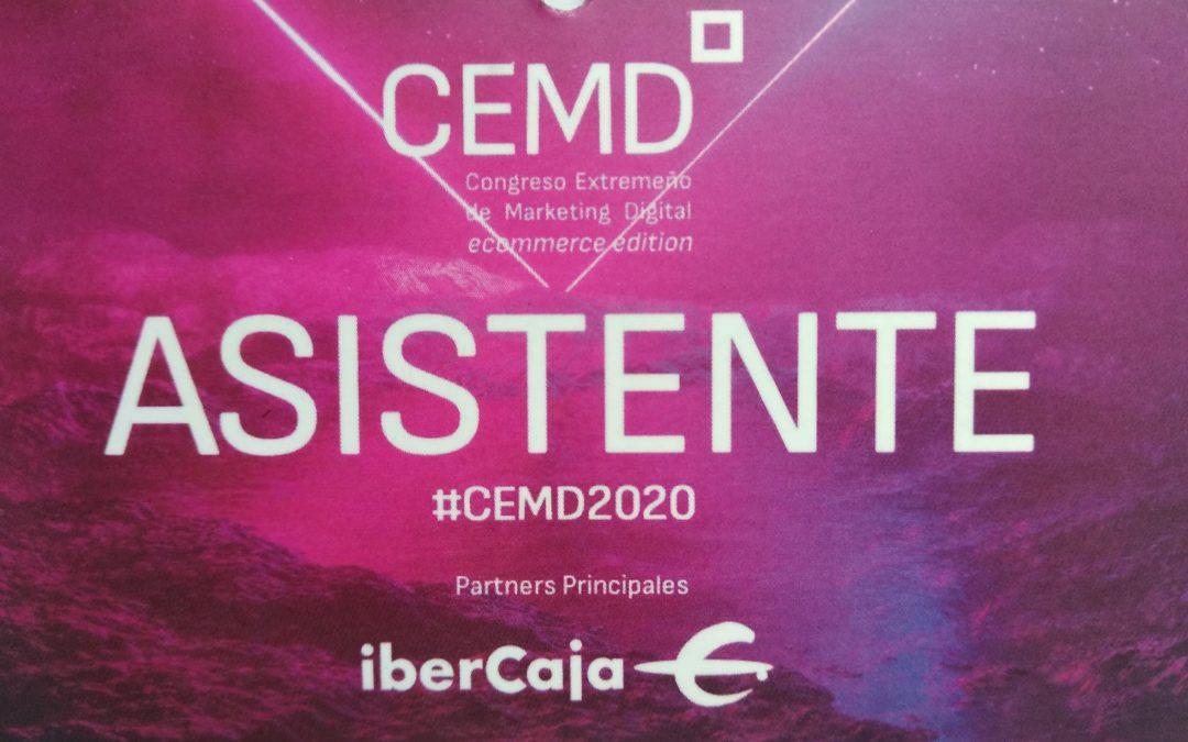 Congreso Extremeño de Marketing Digital 2020