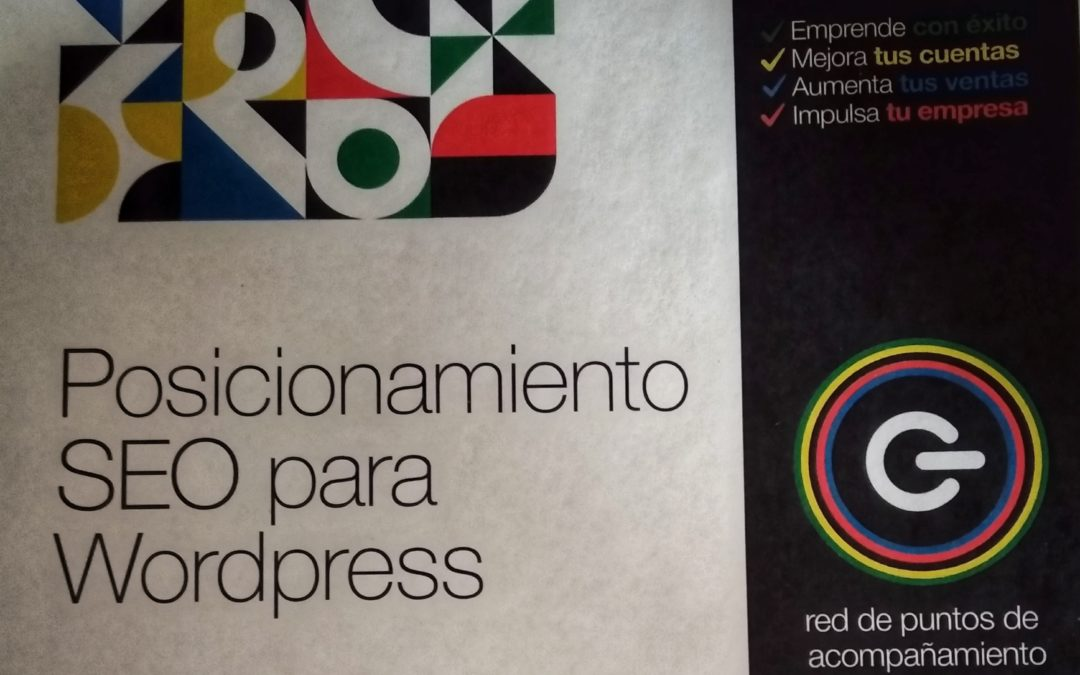 """Jornada de formación """"Posicionamiento SEO para WordPress"""""""