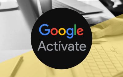 Certificados oficiales Google Actívate