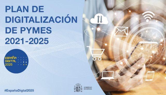 El nuevo Plan nacional para la digitalización de empresas, tendrá un presupuesto de 3.000 millones hasta 2025